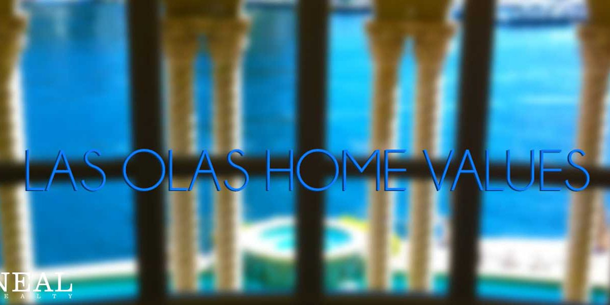 2015-2016 Las Olas Home Values Hero