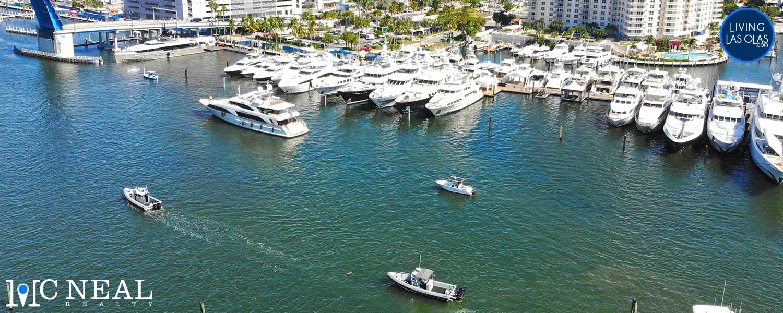 2015 Fort Lauderdale Boat Show Hero