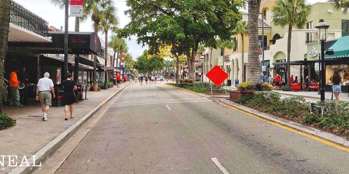 Las Olas Pedestrian Initiative Hero