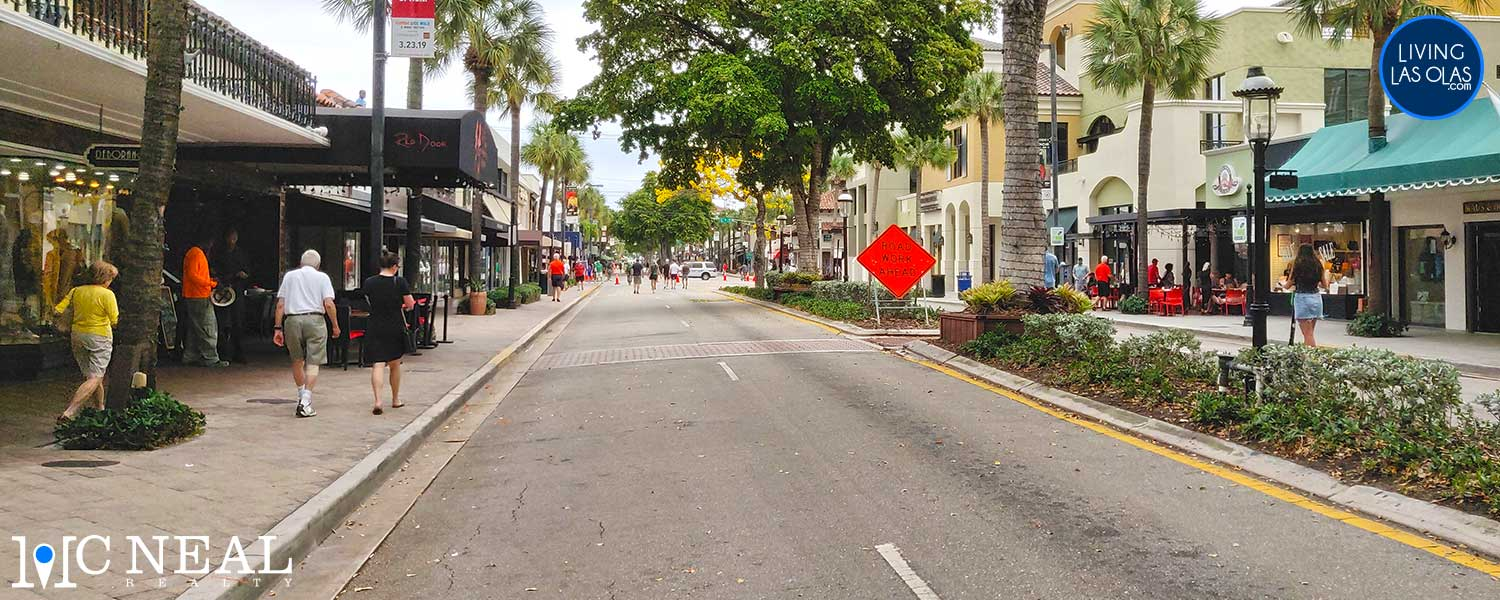 Las Olas Pedestrian Initiative Hero