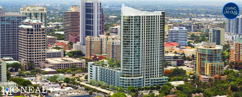 Amaray Las Olas Apartments Header