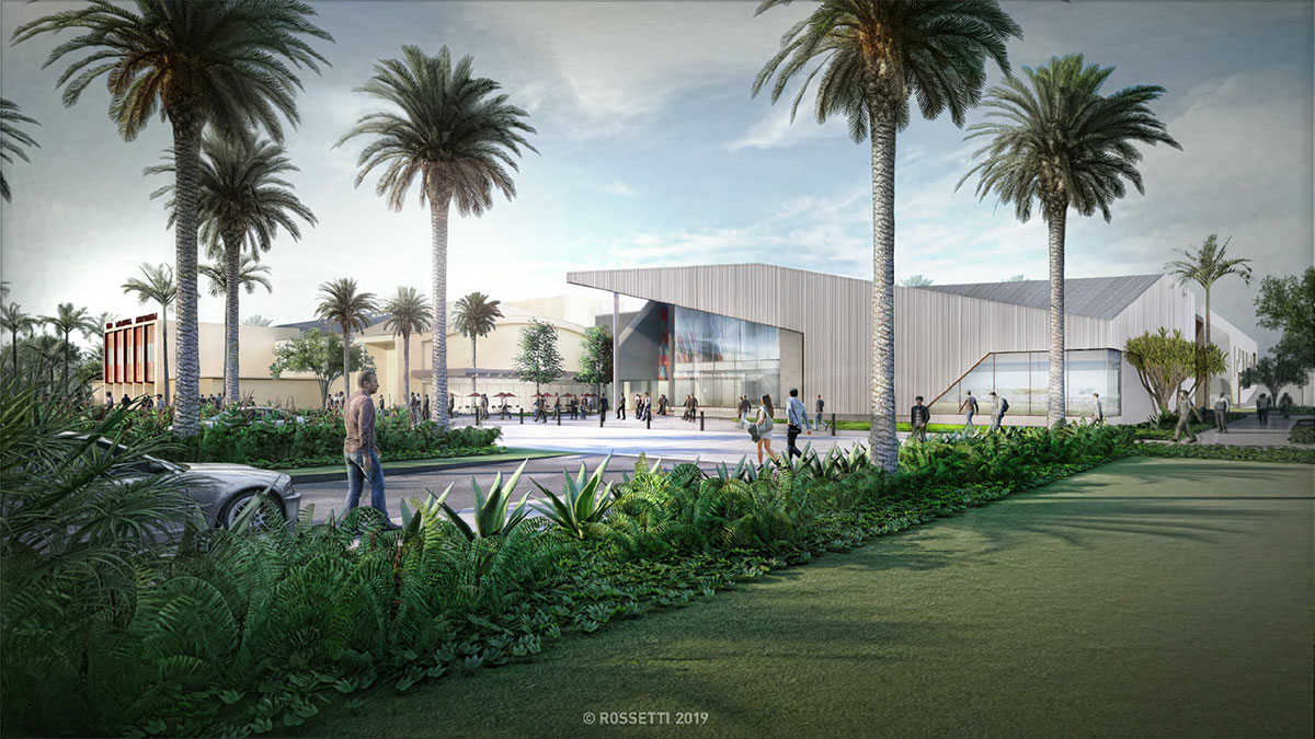 War Memorial Panther Arena Rendering 02