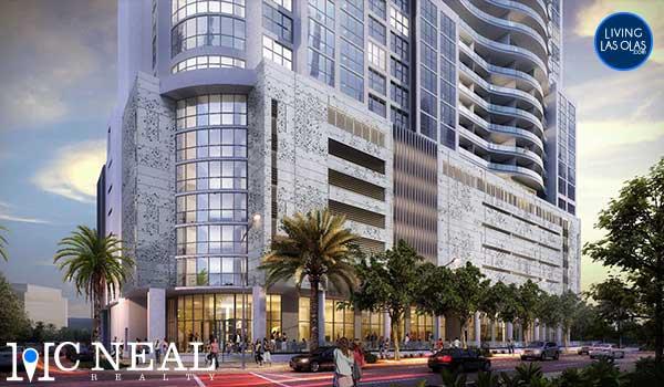 100 Las Olas Downtown Ft Lauderdale Condos
