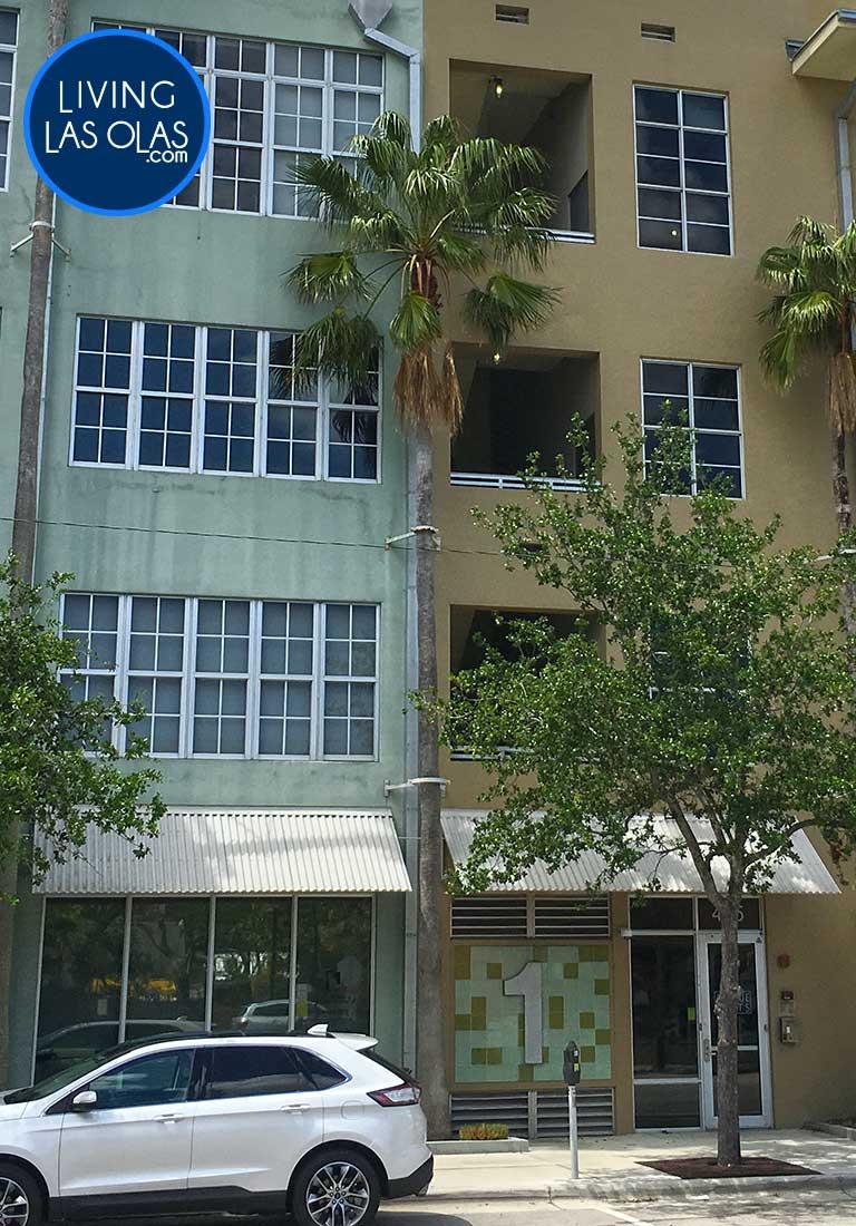 Avenue Lofts Fort Lauderdale Side