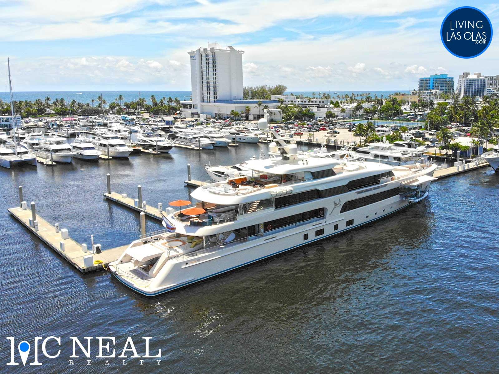 Fort Lauderdale International Boat Show Images 02
