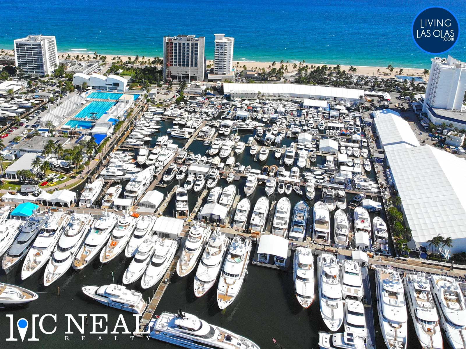 Fort Lauderdale International Boat Show Images 04