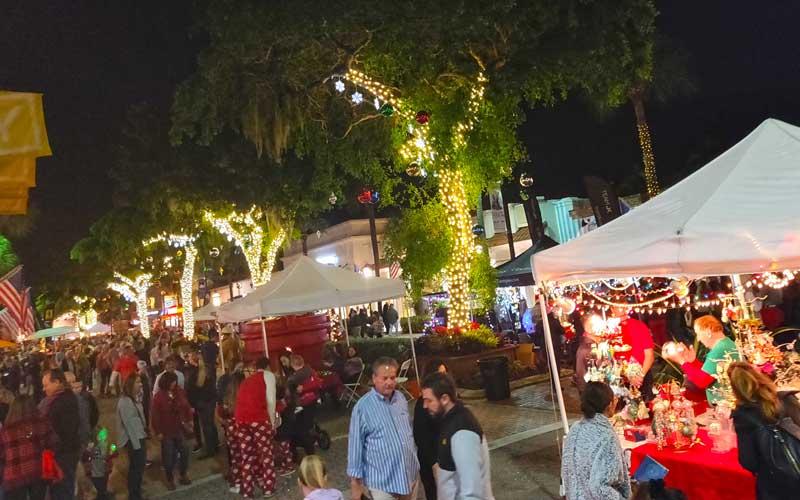 Christmas On Las Olas Fort Lauderdale
