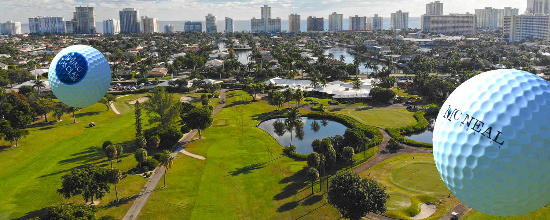 Golfing Fort Lauderdale