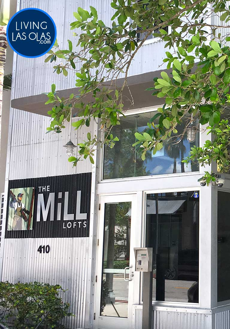 The Mill Lofts Fort Lauderdale Side
