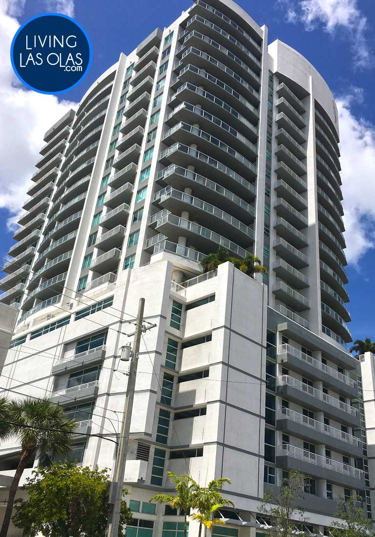 Strad 315 Condos Ft Lauderdale Images Side