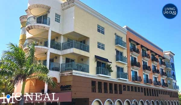 Villaggio Di Las Olas Downtown Ft Lauderdale Condos