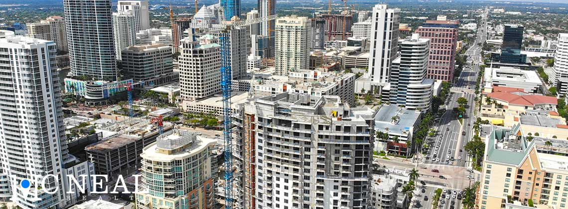 Downtown Condos Fort Lauderdale