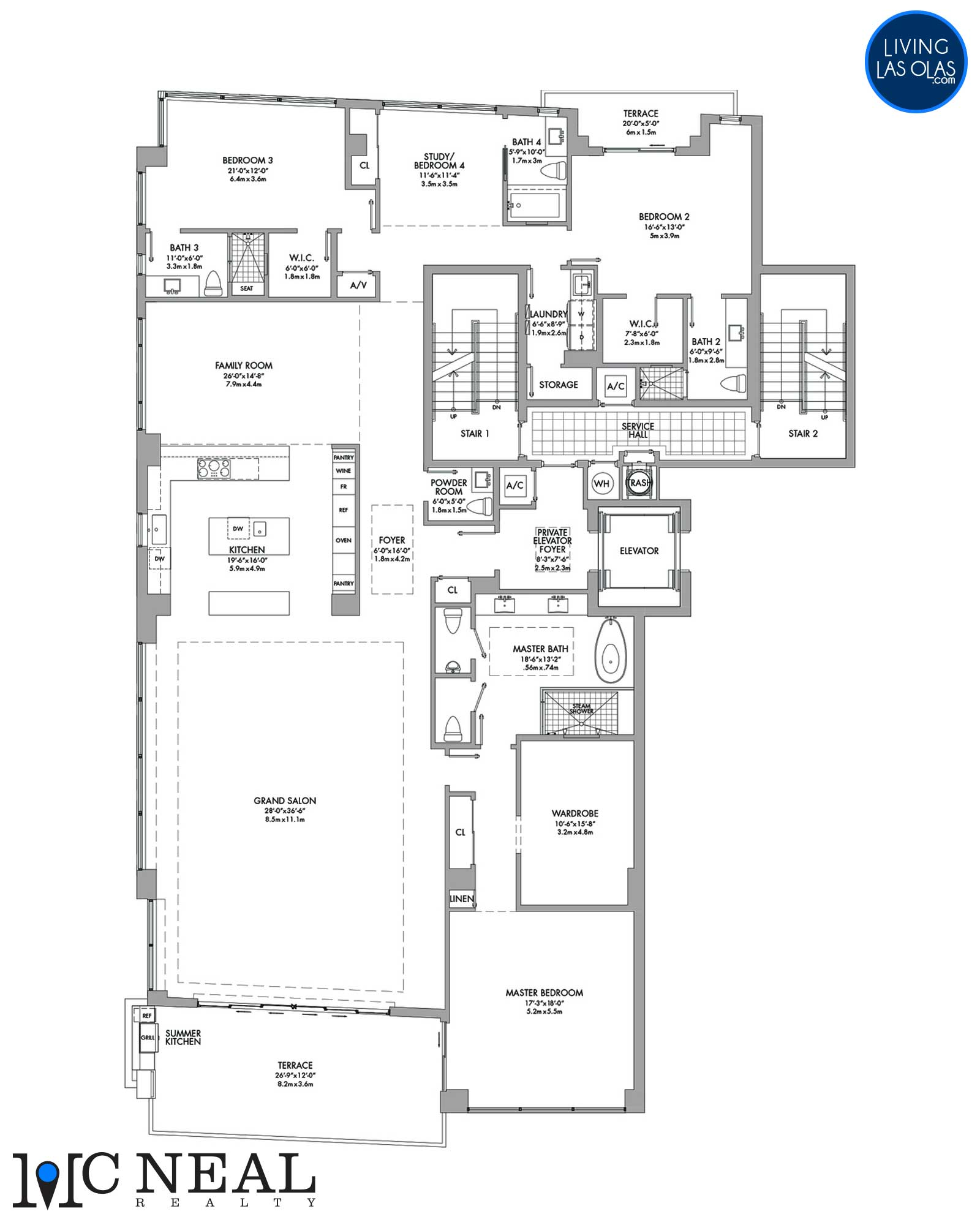 353 Sunset Condos Floor Plan 01