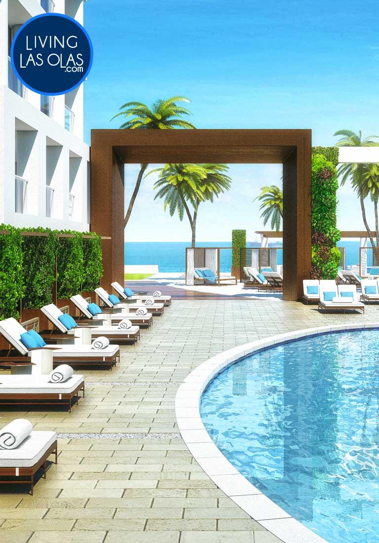 Conrad Ocean Residences Condos Side