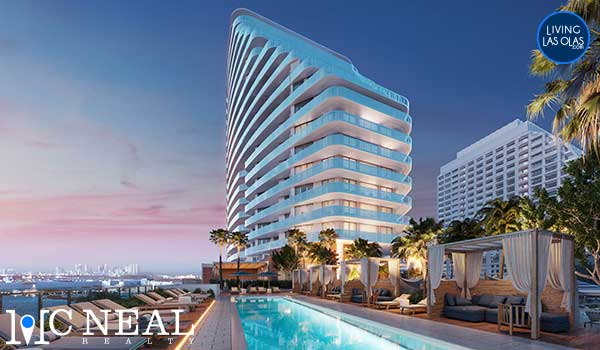 Four Seasons Residences Fort Lauderdale Beach Condos