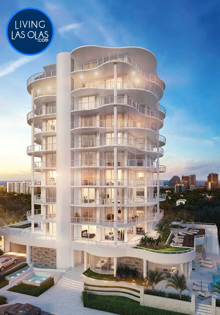 The Wave On Bayshore Condos Side