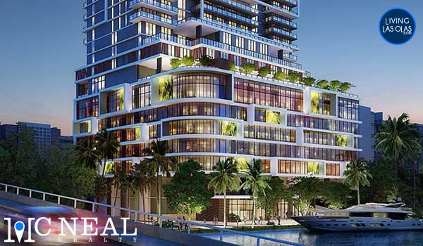 Riverwalk Residences of Las Olas Condos
