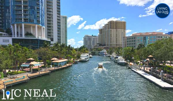 Downtown Fort Lauderdale Neighborhood New River