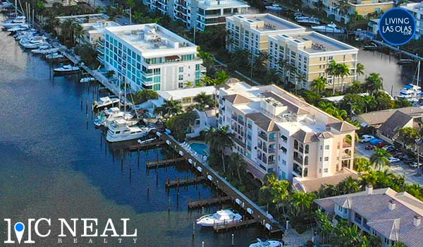 Hendricks & Venice Isles Neighborhood Las Olas Isles Condos