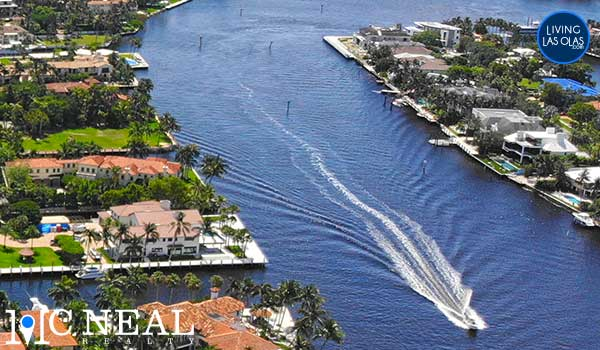 Las Olas Isles New River