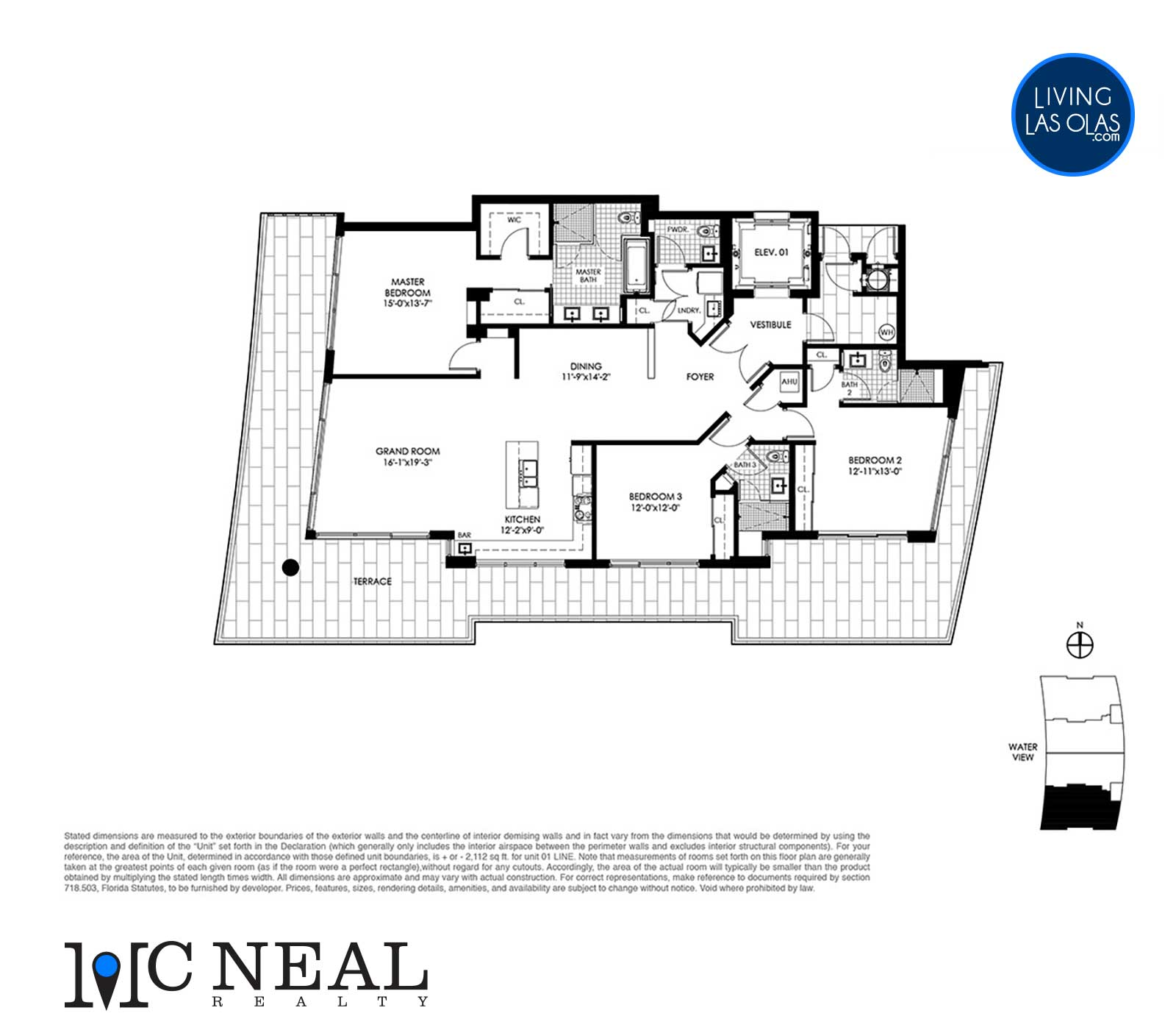 Palms On Venice Floor Plans Line 01