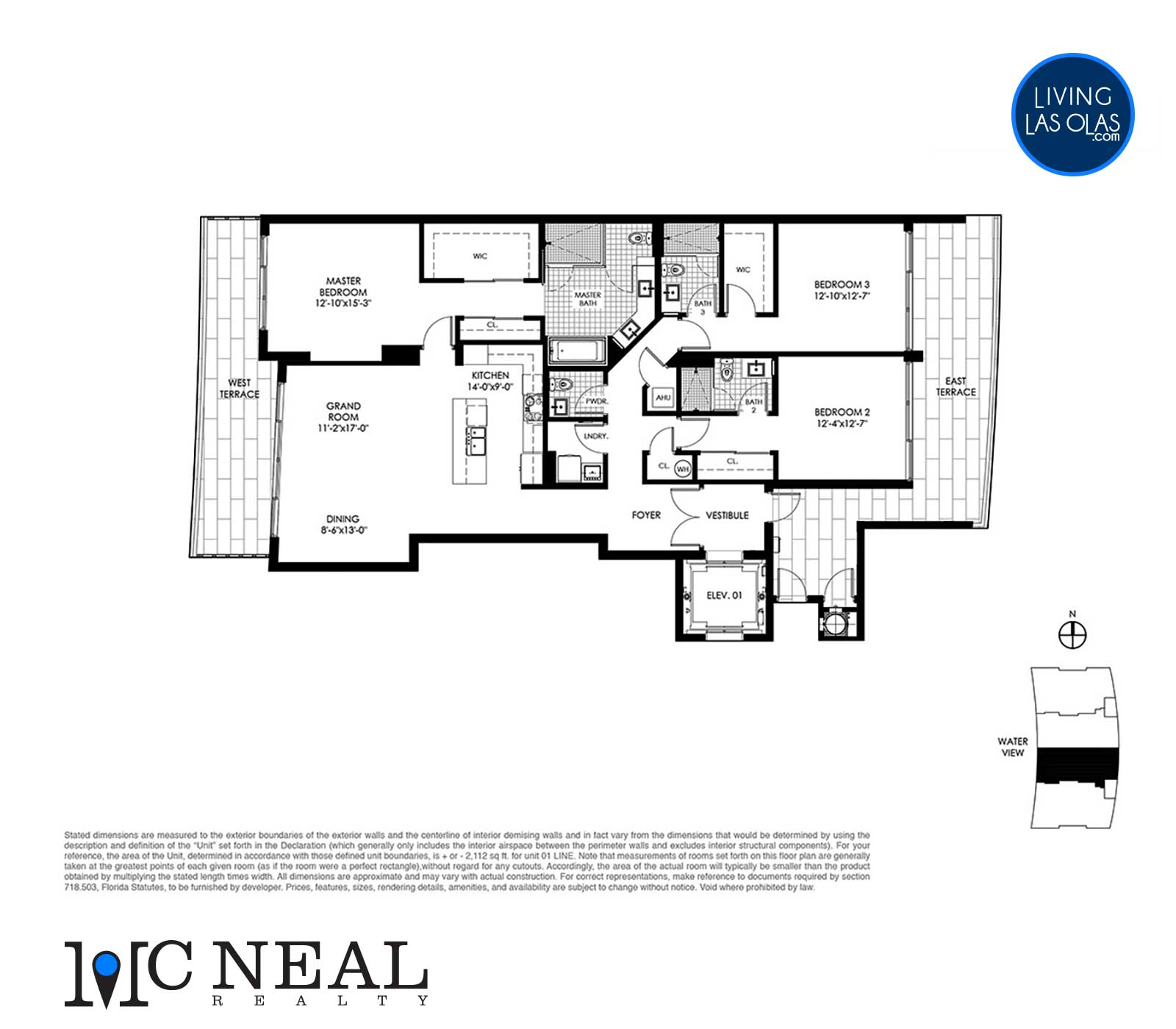 Palms On Venice Floor Plans Line 02