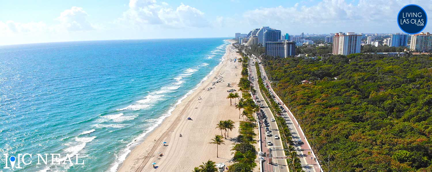 Park Tower Condos Fort Lauderdale Beach Hero