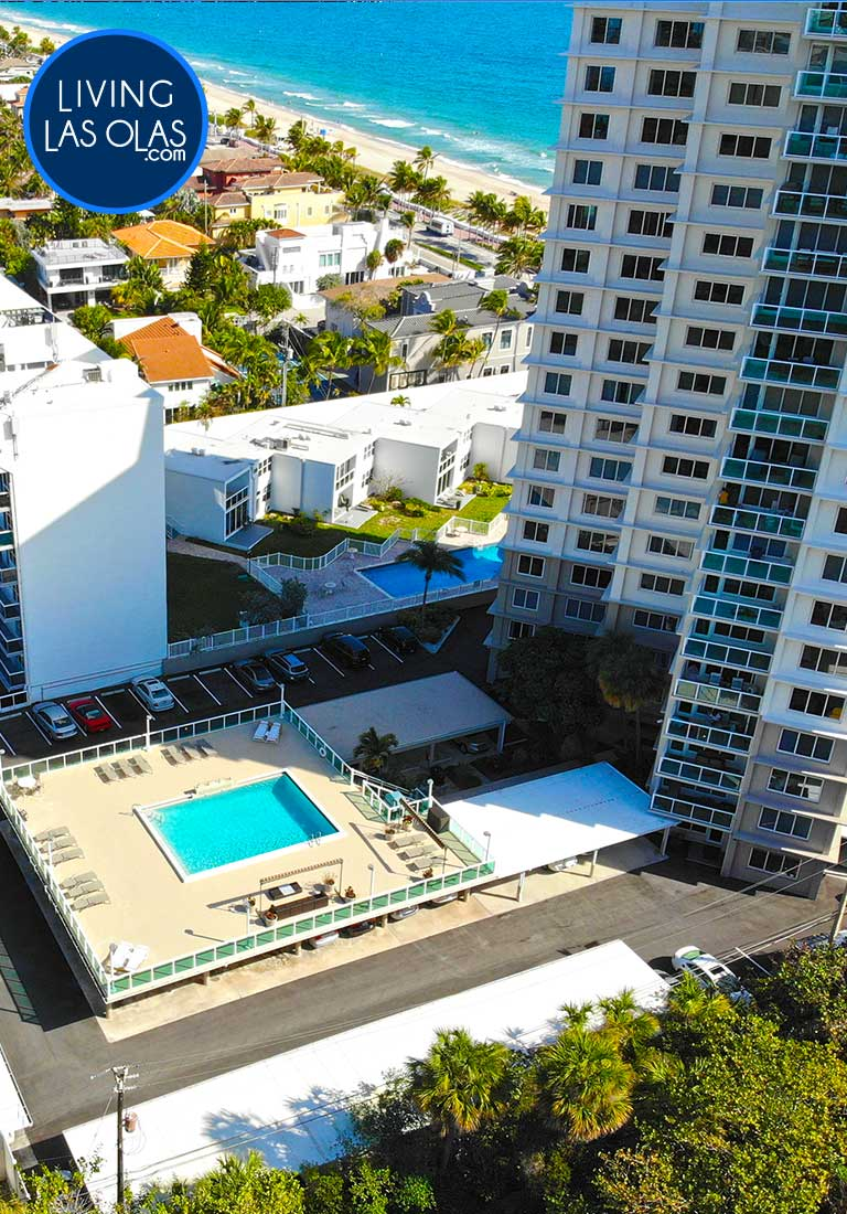 Park Tower Condos Fort Lauderdale Beach SIde
