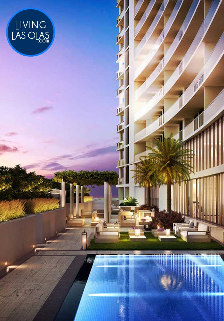 Riva Condos Fort Lauderdale Side