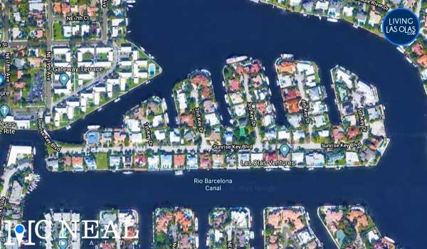 Sunrise Key Neighborhood Fort Lauderdale