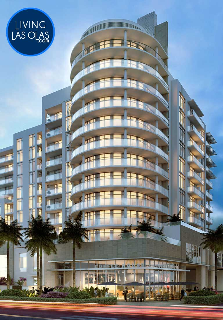Tiffany House Condos Fort Lauderdale Side
