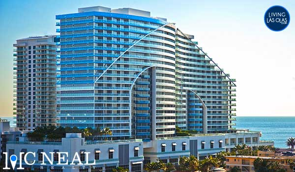 W Residences Fort Lauderdale Condos