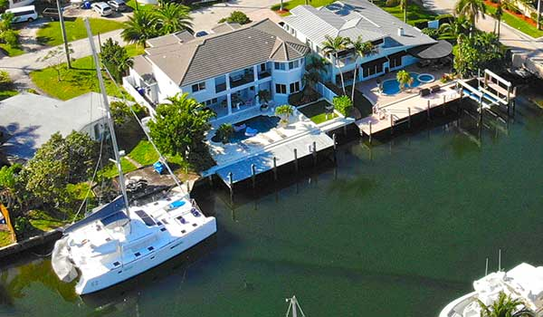 Canal Front Homes Fort Lauderdale