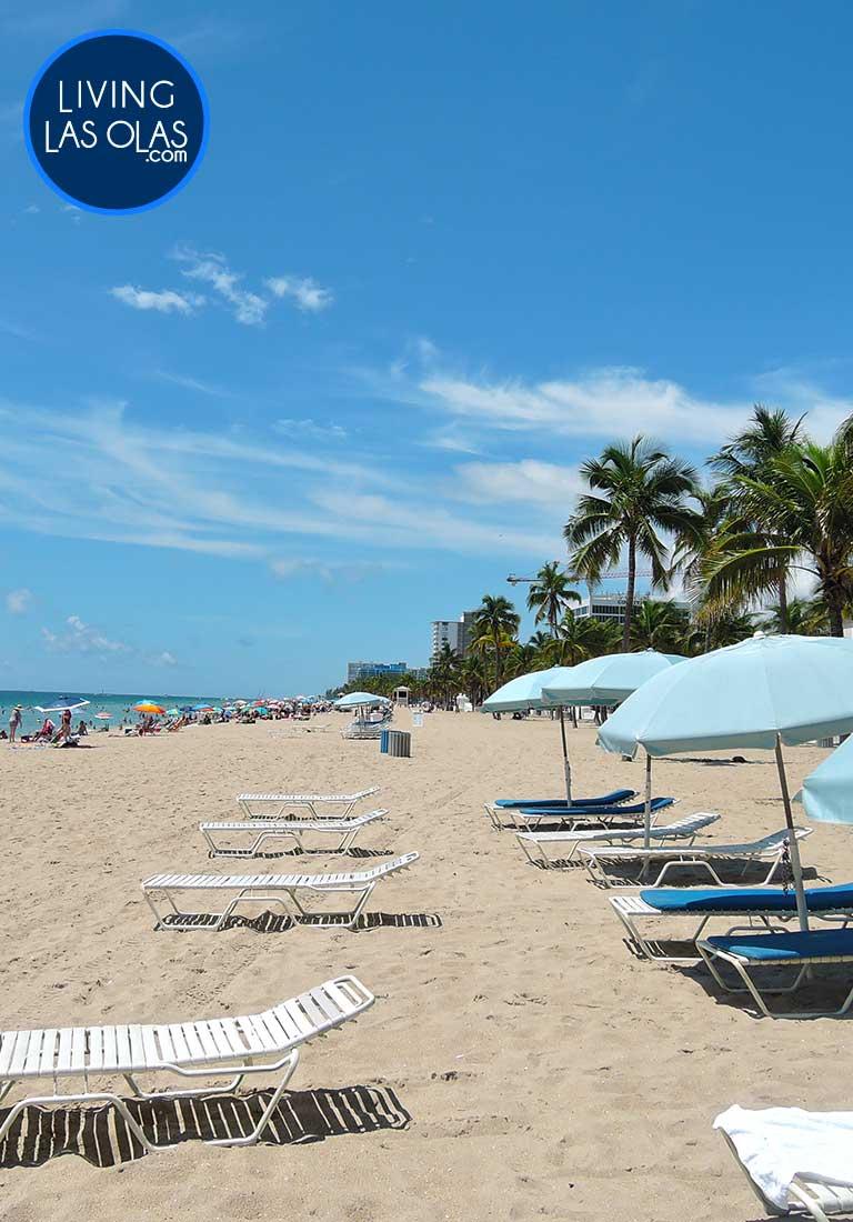 Las Olas Beach Club Condos Side
