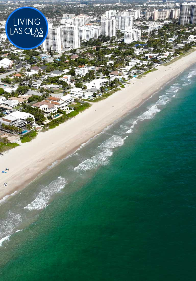Ocean Front Homes Fort Lauderdale Side