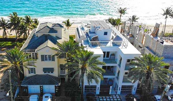 Ocean Front Homes Fort Lauderdale