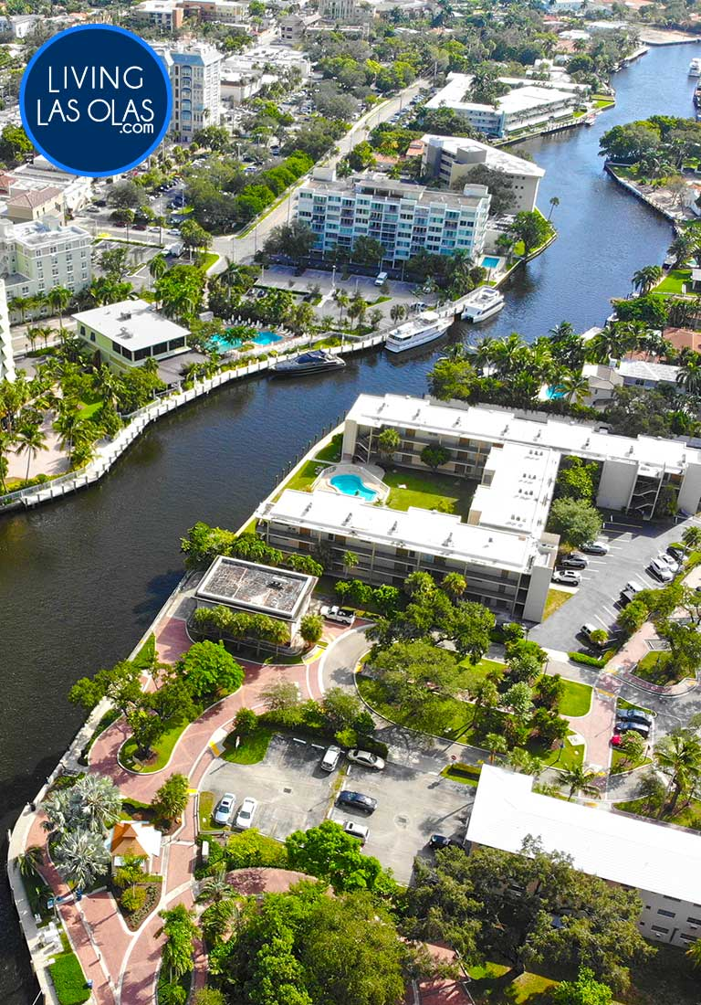 River Front Homes Fort Lauderdale Side