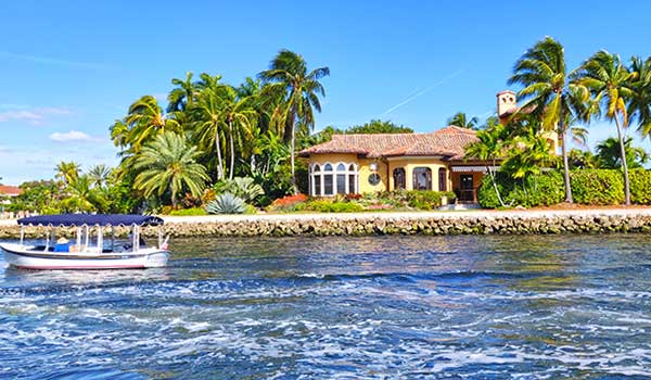 River Front Homes Fort Lauderdale