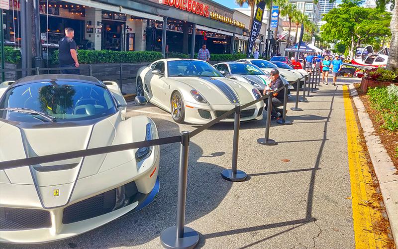 Fort Lauderdale Events | Exotics On Las Olas