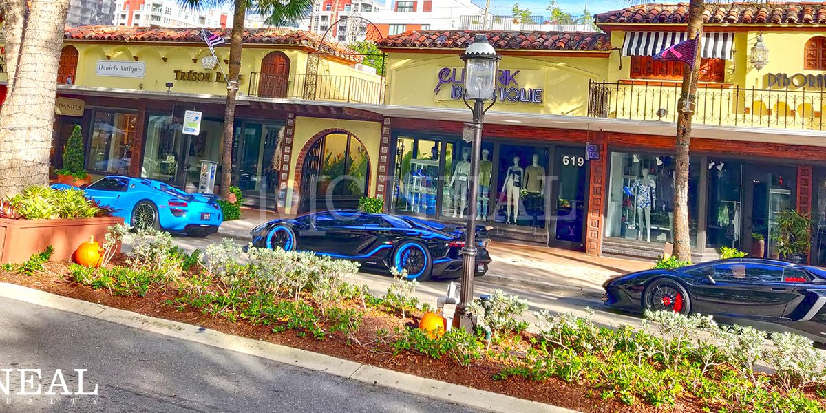 Las Olas Lamborghini Breakfast Hero