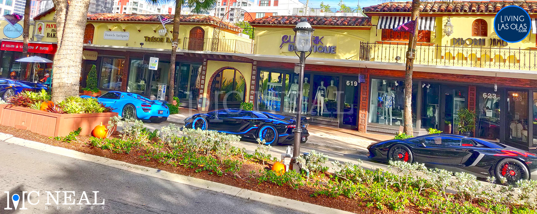 Las Olas Lamborghini Breakfast