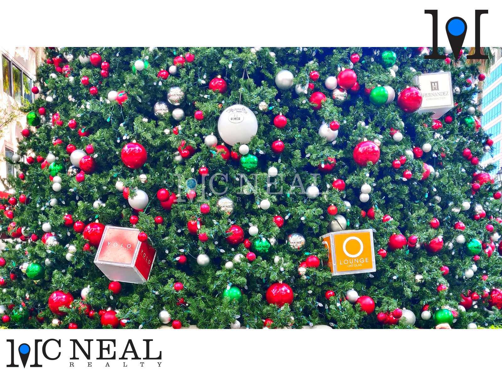 12 Days Of Christmas Las Olas image 01