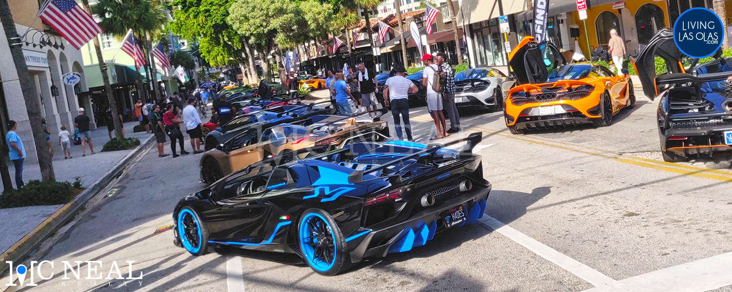 Exotics On Las Olas 2020
